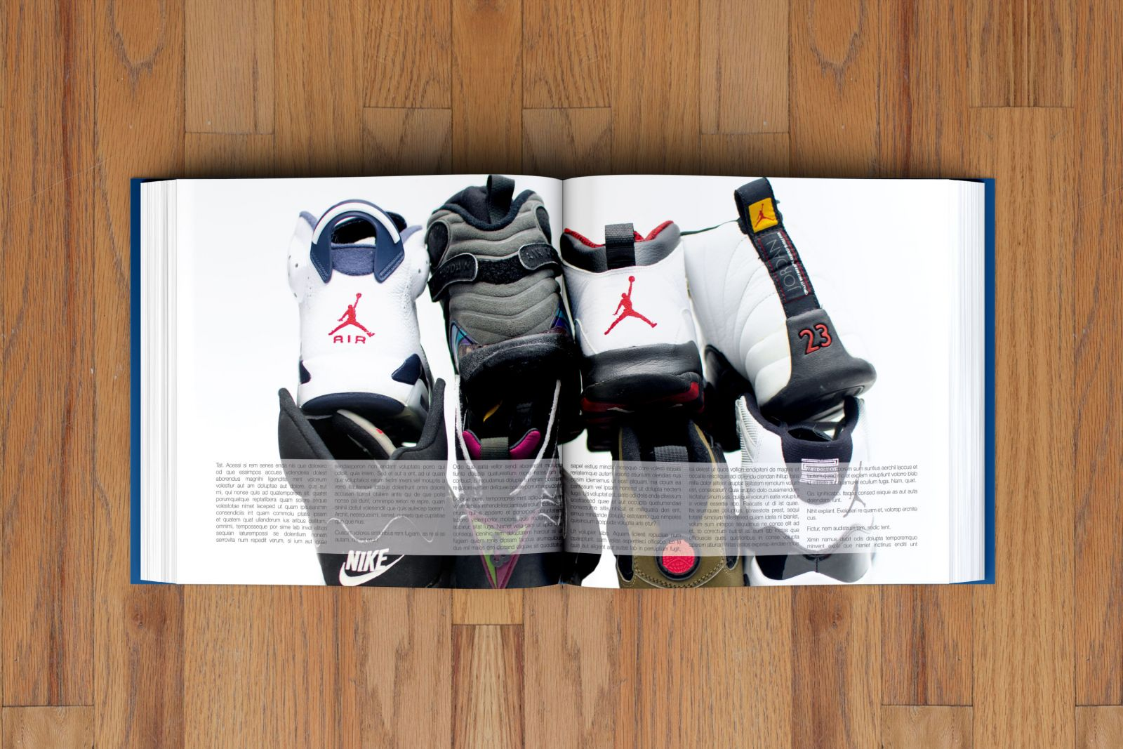 air jordan encyclopedia